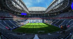 Стадион в Санкт-Петербурге можно будет заполнять на 50 процентов на матчах Евро-2020