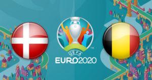 Дания — Бельгия: прогноз и ставка на матч