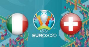 Италия — Швейцария: прогноз и ставка на матч