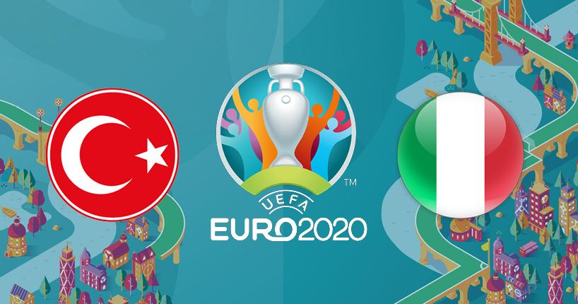 Турция — Италия: прогноз и ставка на матч